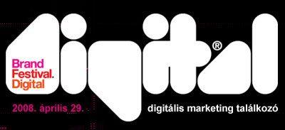 Előadóként a Brand Festival Digital-on
